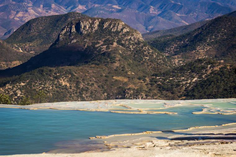 Hierve el Água, México