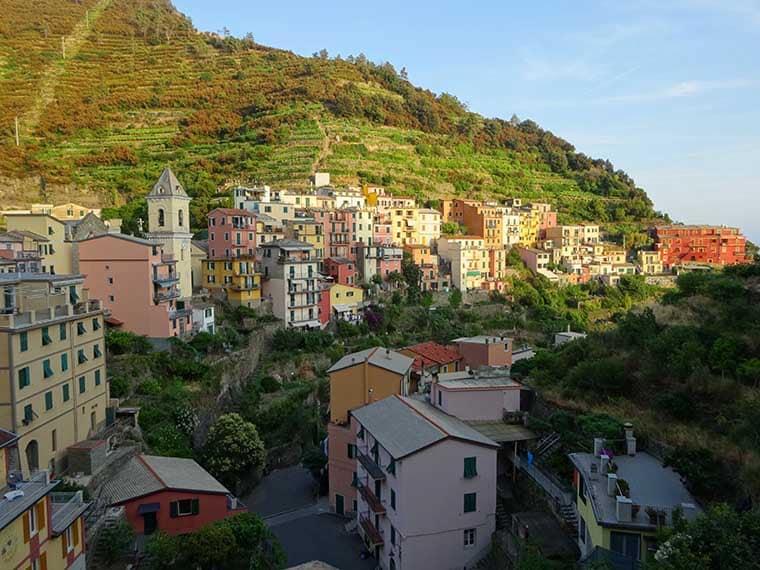 manarola Itália viagem