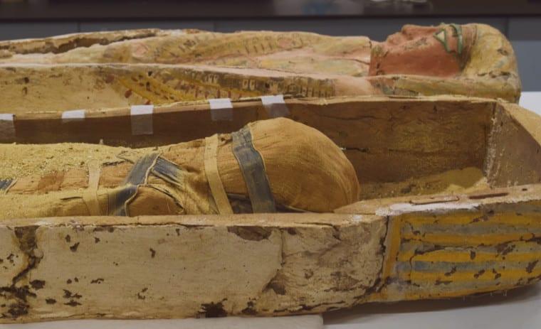 misterios egito antigo múmia