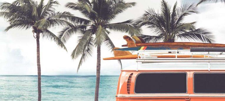 Viajar é viver com nostalgia