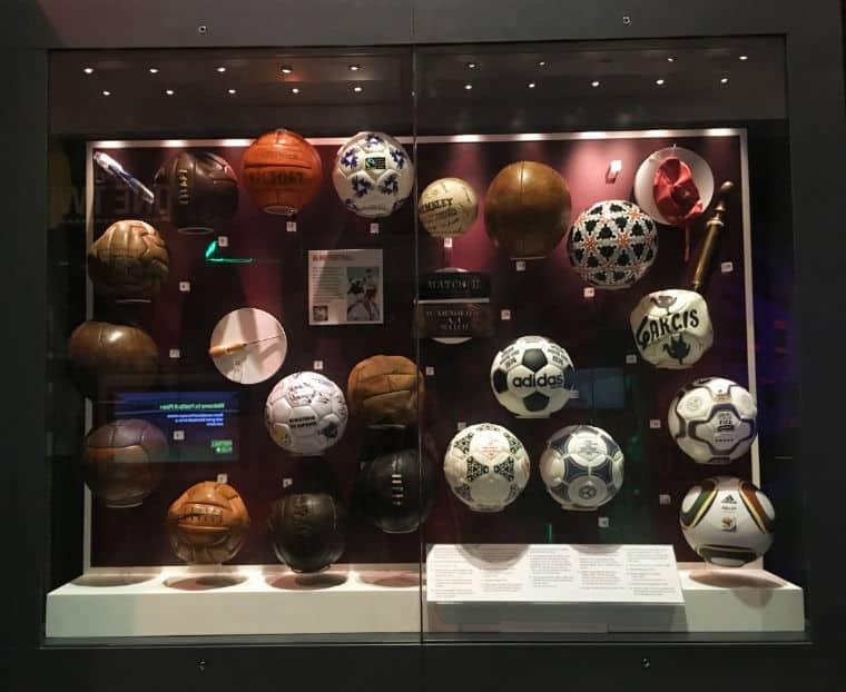 o que fazer em manchester museu do futebol