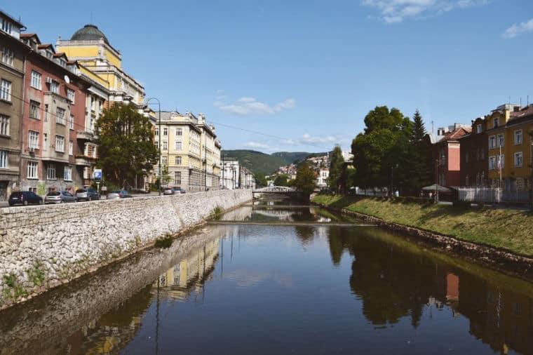 o que fazer em sarajevo bosnia