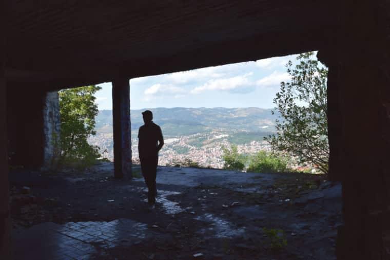 o que fazer em sarajevo bosnia cerco guerra