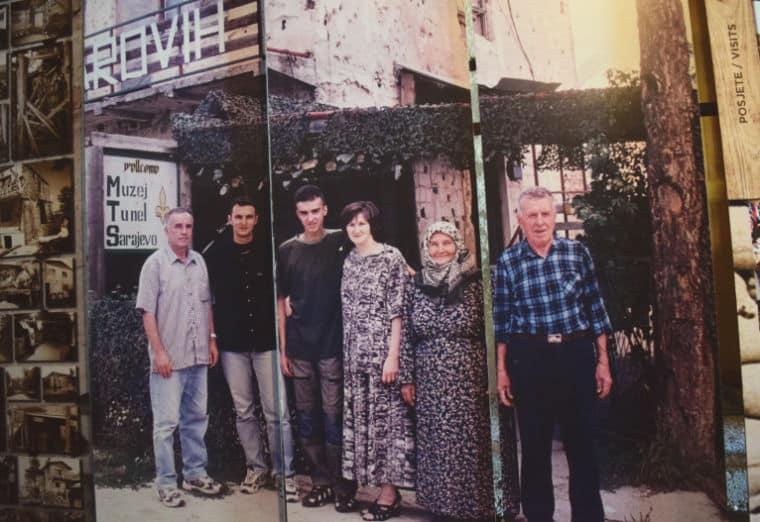 o que fazer em sarajevo bosnia familia túnel