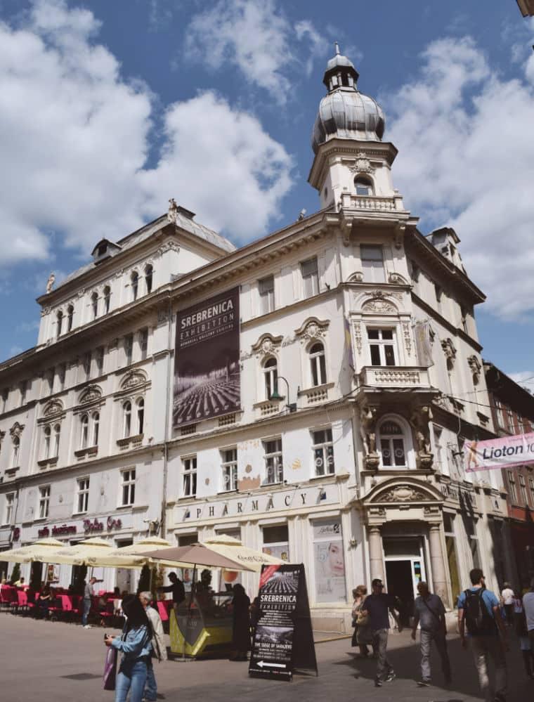 o que fazer em sarajevo bosnia museu