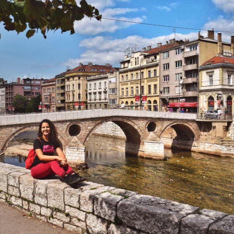o que fazer em sarajevo bosnia ponte luiza