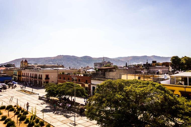 Onde ficar em Oaxaca, México
