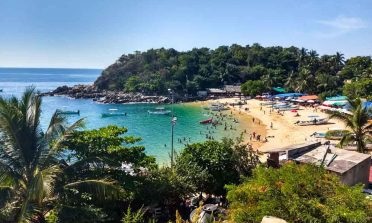 Puerto Escondido, o paraíso do surf na costa pacífica do México