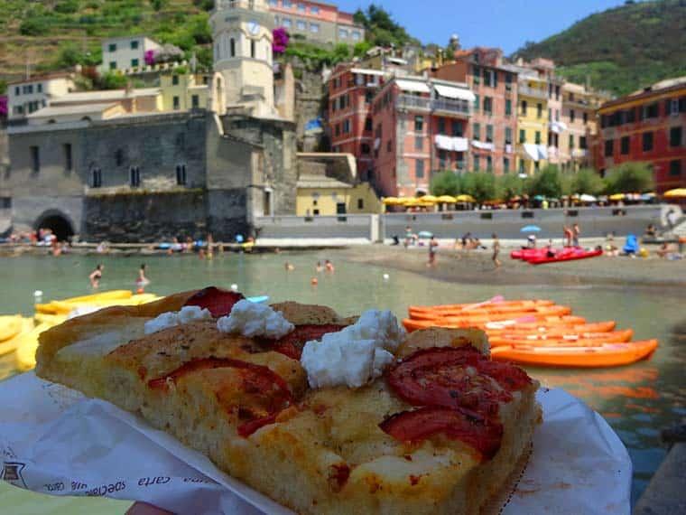 Vernazza, itália