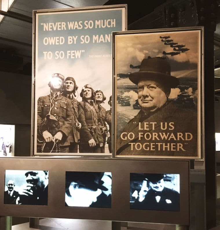 Winston Churchill Memorias da Segunda Guerra discursos raf