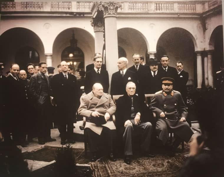 Winston Churchill Memorias da Segunda Guerra fotos