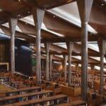 alexandria egito biblioteca de alexandria