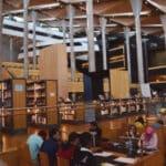 alexandria egito biblioteca de alexandria estudantes