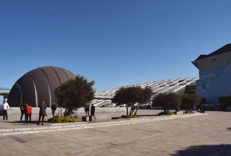 alexandria egito biblioteca moderna