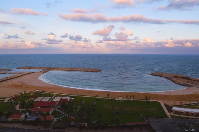 alexandria egito mar mediterraneo