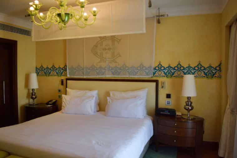 aswan egito quarto hotel old cataract