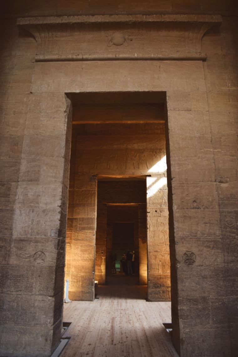 aswan egito templo de philae 5