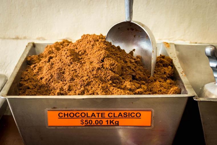 Chocolate de Oaxaca
