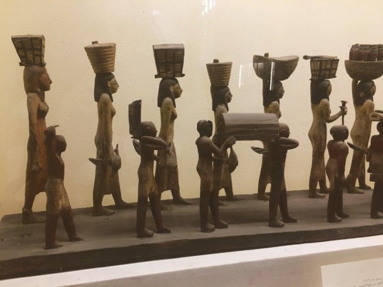 figuras servos egito antigo