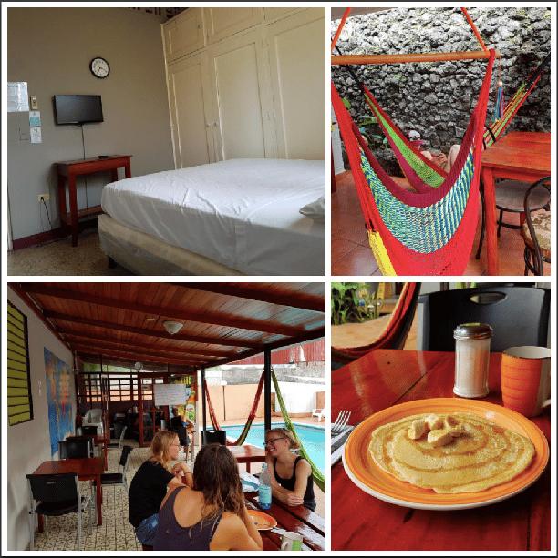 Hostel em Manágua, Nicarágua