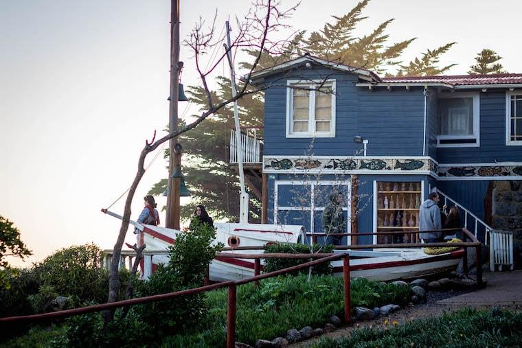 Casa de Neruda em Isla Negra