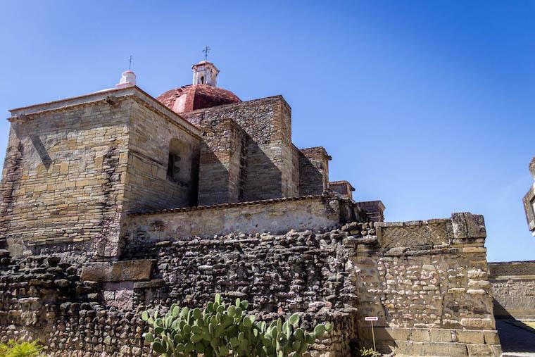 Sitio arqueológico de Mitla, Oaxaca