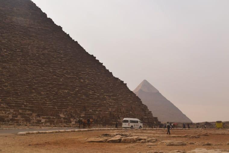 onde ficar no cairo gize e pirâmides