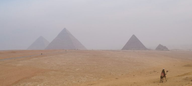 Como visitar as Pirâmides do Egito e todo o complexo da Necrópole de Gizé