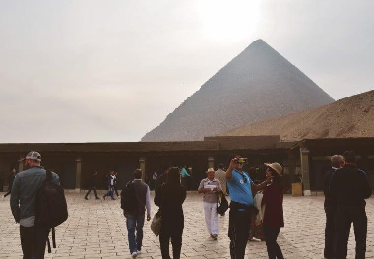 piramides do egito quanto custa