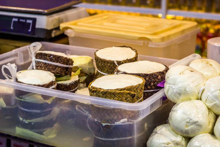 queijo Oaxaca