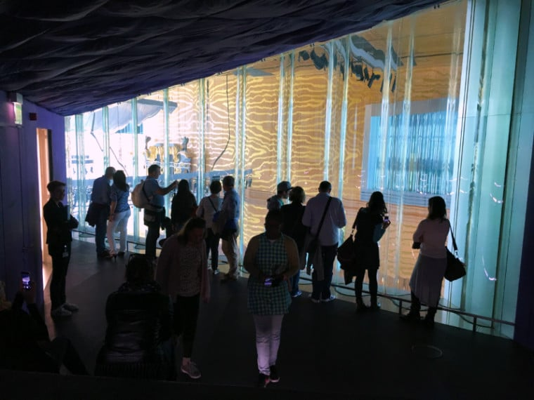Casa da Musica Porto sala roxa