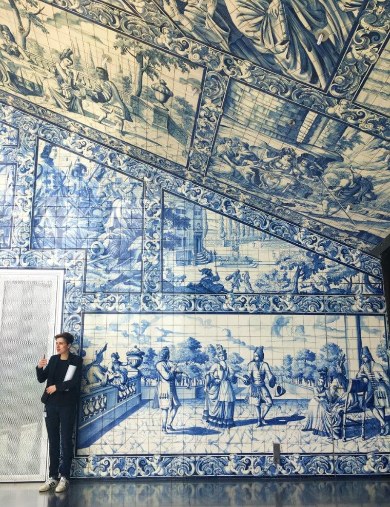 Casa da Musica Porto sala vip