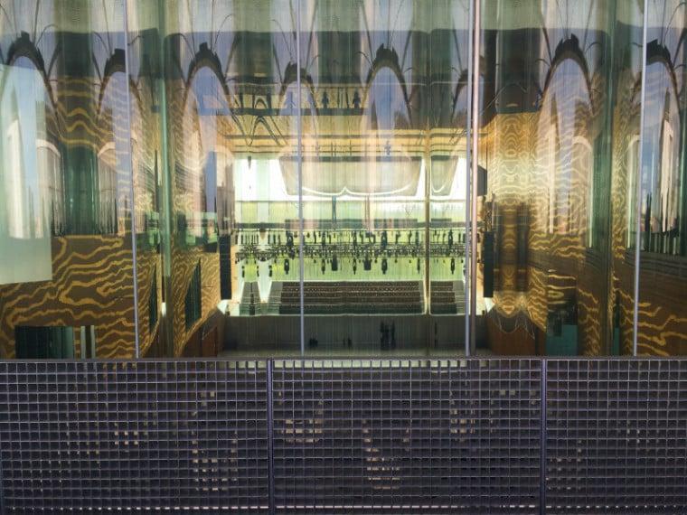 Casa da Musica Porto vidro ondulado