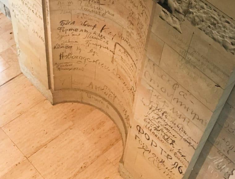 Reichstag Berlim inscrições exercito russo
