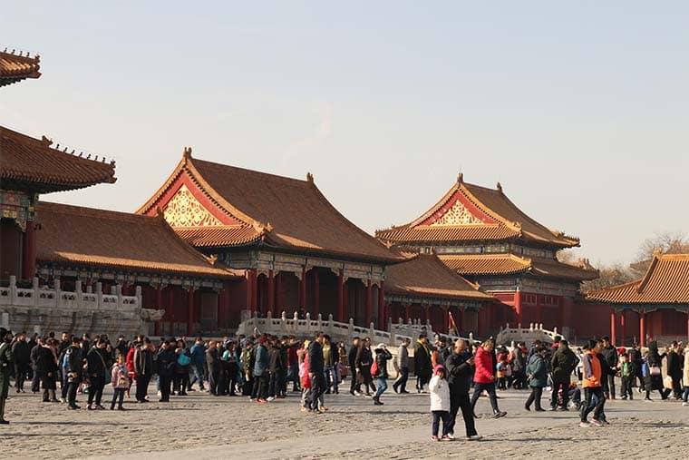 cidade proibida china