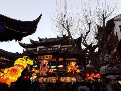Pelas ruelas de um labirinto chinês: a cidade velha de Xangai