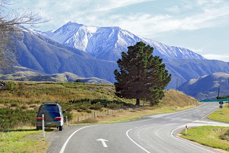 Como alugar carro na Nova Zelândia