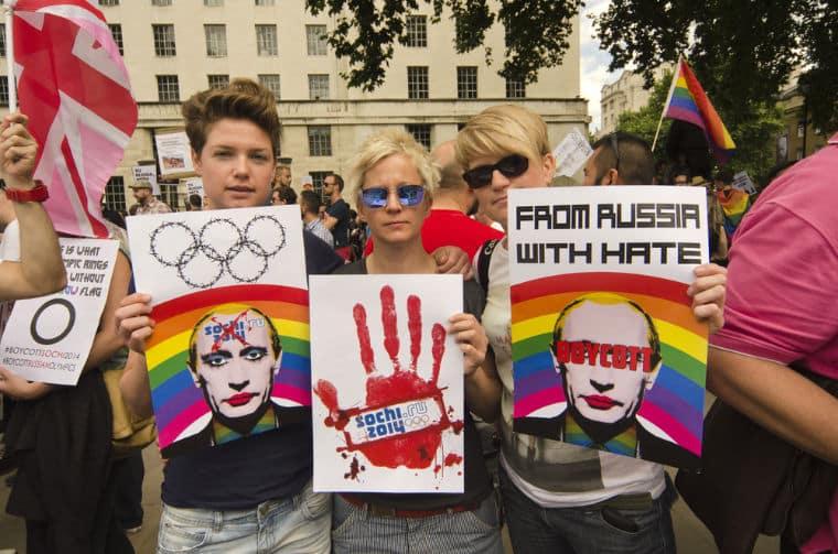 como é ser gay na russia 1