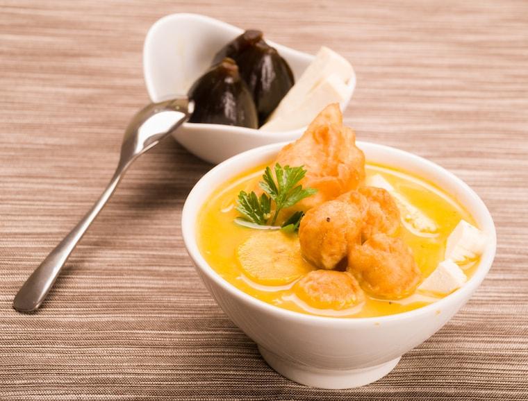 Fanesca, Gastronomia equatoriana