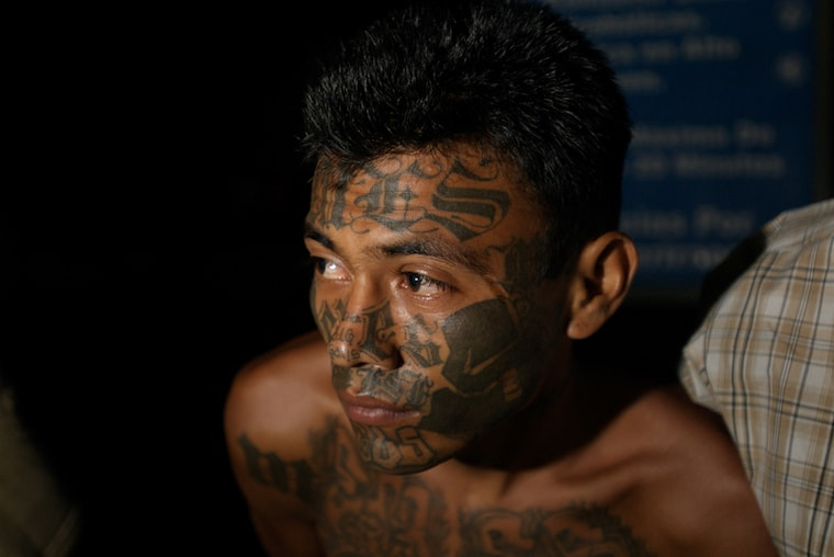 As Maras e a segurança em El Salvador