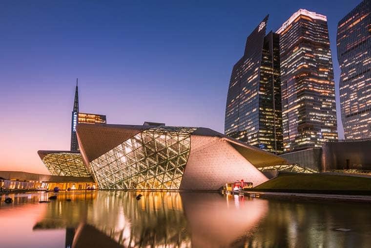 mega cidade china