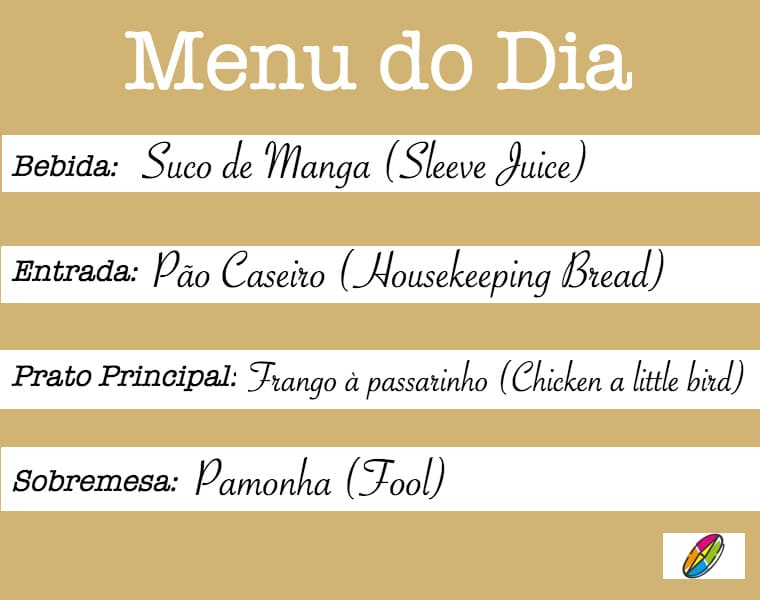 menu do dia 360meridianos