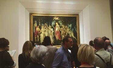 Museus em Florença: Galleria degli Uffizi e Palazzo Vecchio (e o corredor entre eles)