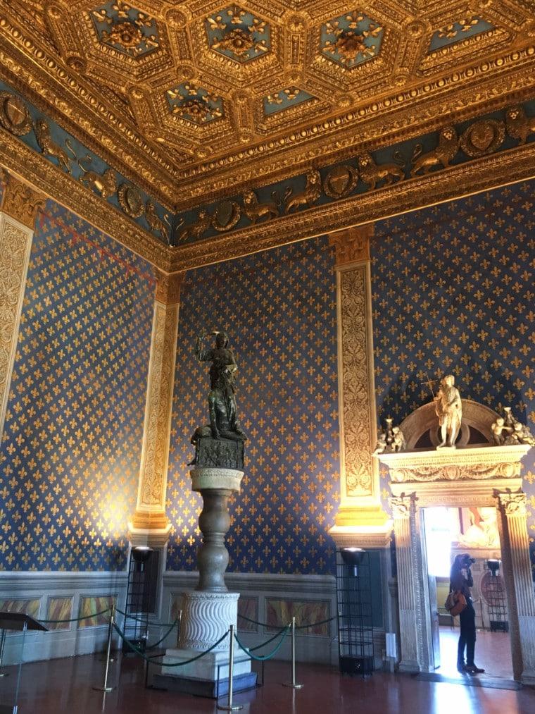 museus em florença palacio velho