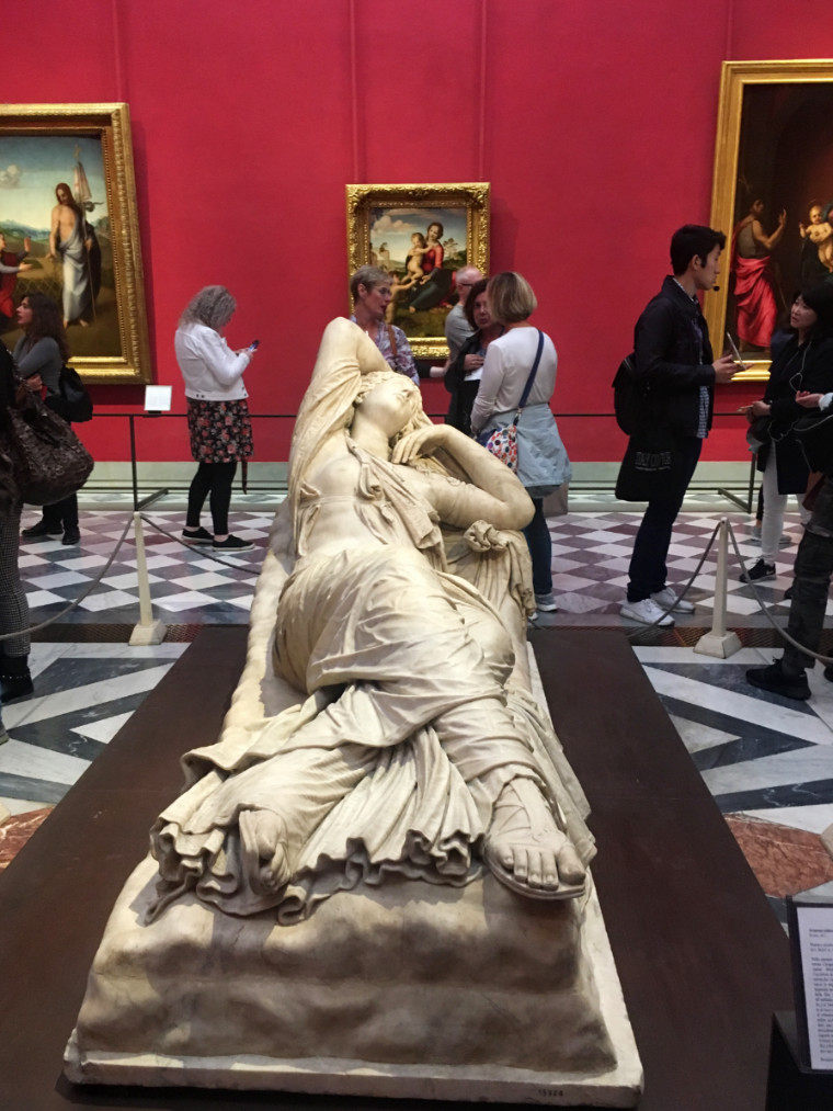 museus em florença uffizi