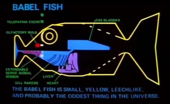 peixe babel