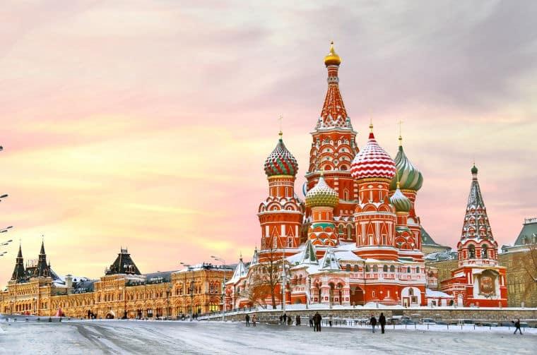russia praça vermelha