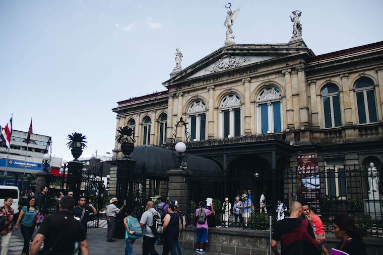 San José: Teatro Nacional