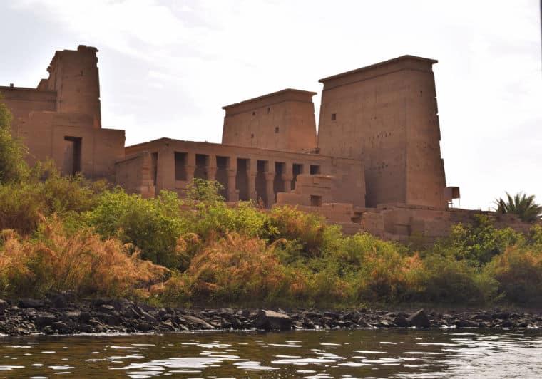 turismo no egito templo de philae