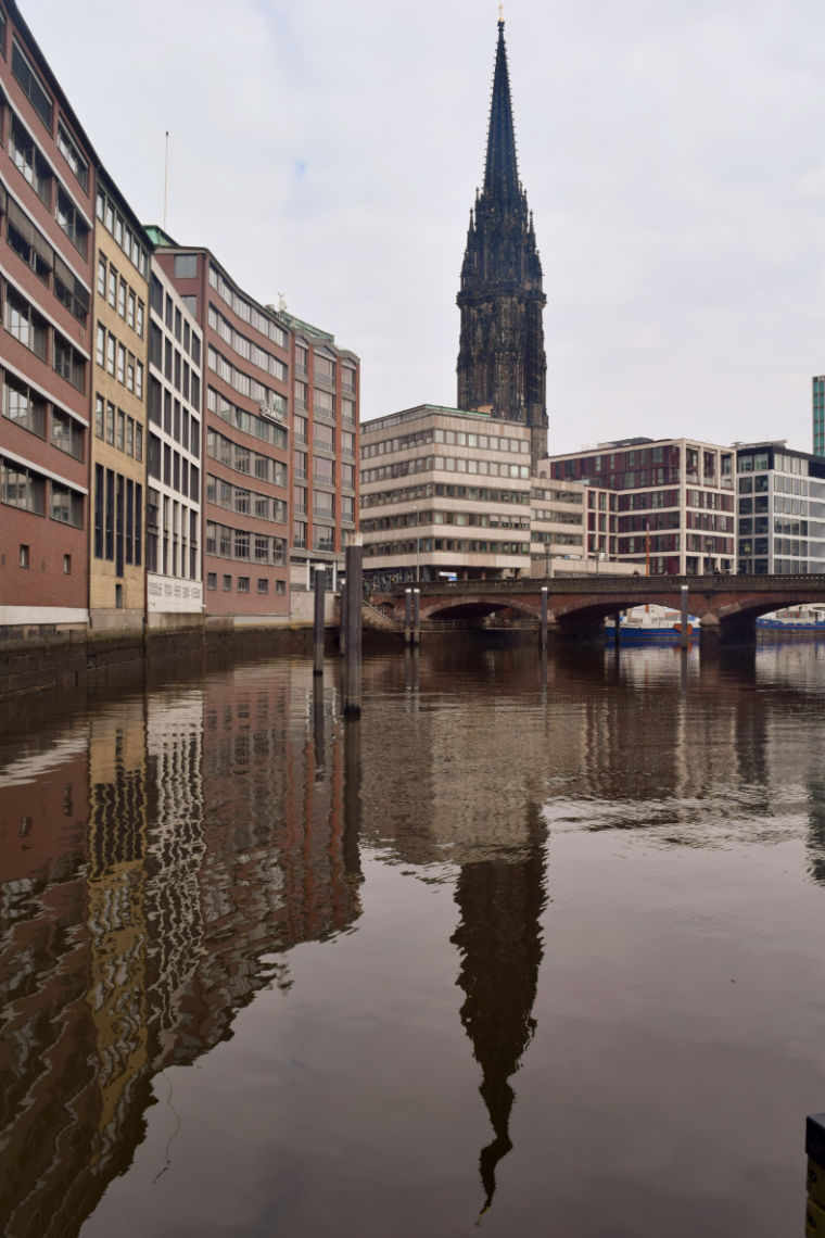 hamburgo alemanha porto histórico